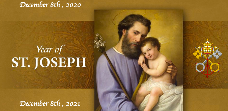 """Pope Francis proclaims """"Year of StJoseph"""""""