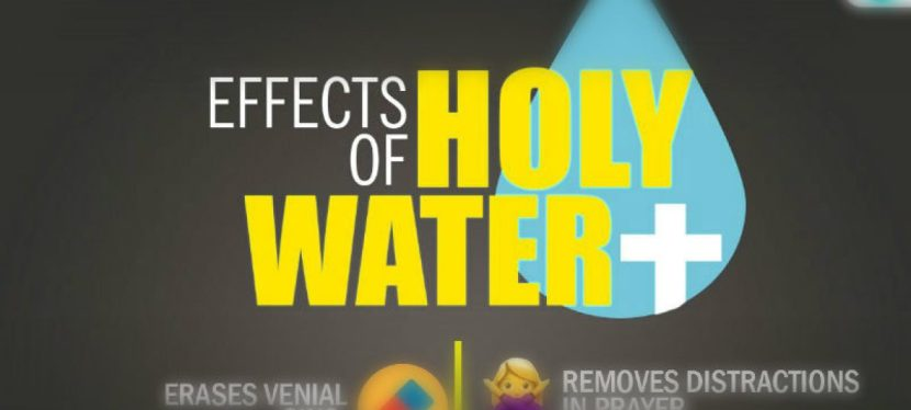 A Blessing of HolyWater