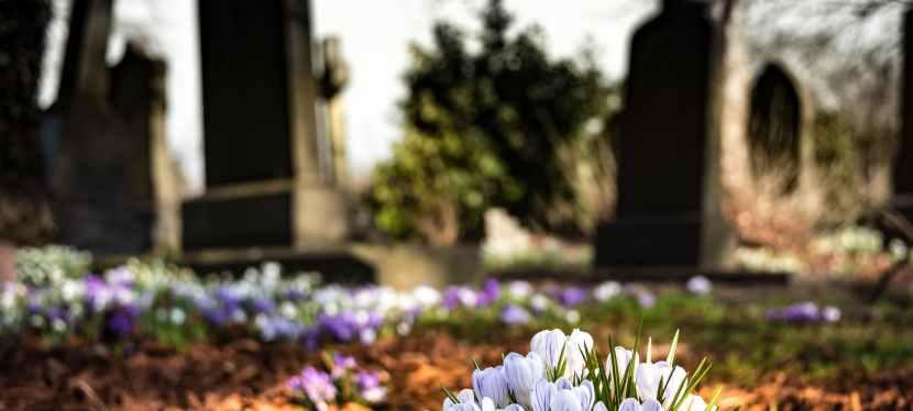 Cemetery Sunday Blessings of Graves2021