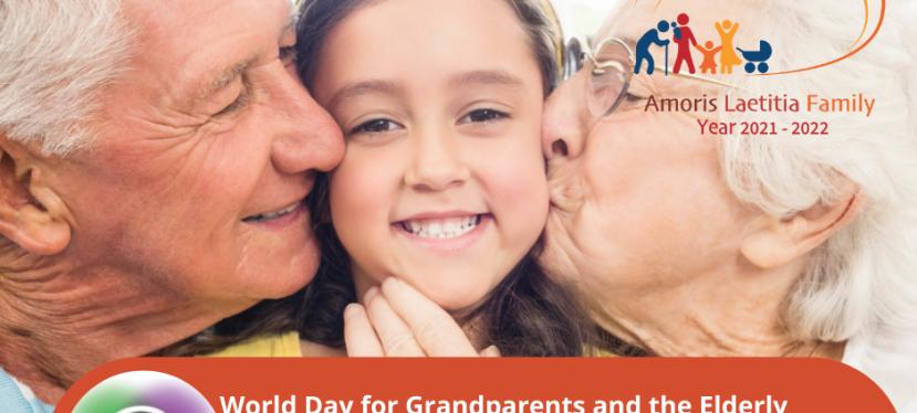 World Day of Prayer for Grandparents & theElderly