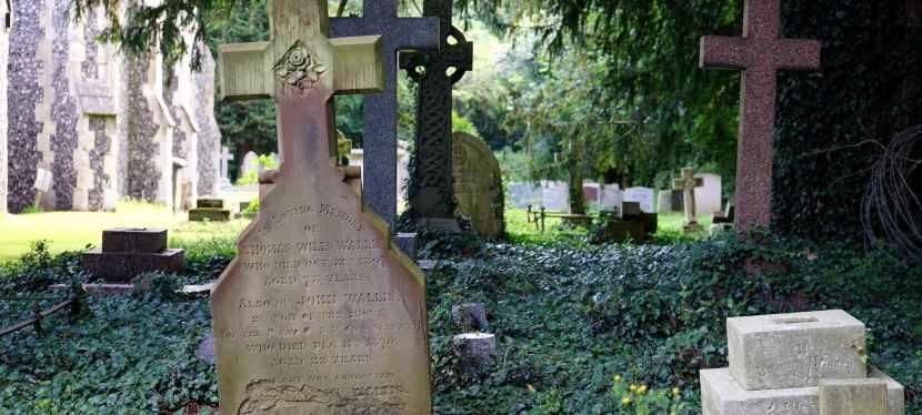 Cemetery Blessings 2021