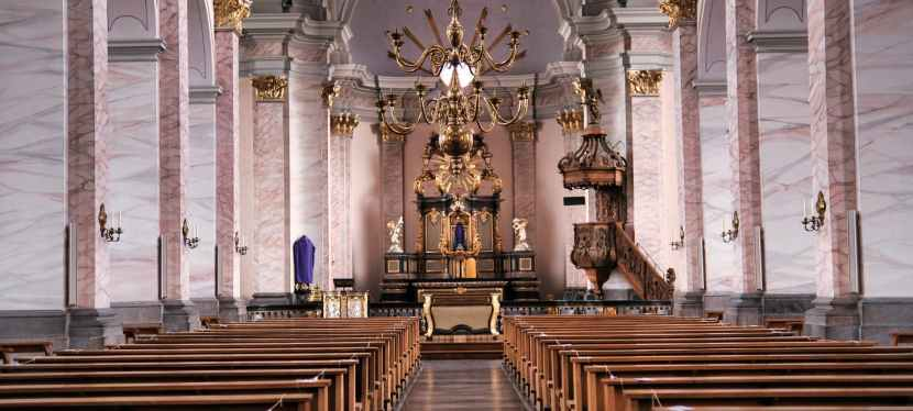 Swapping Pulpits